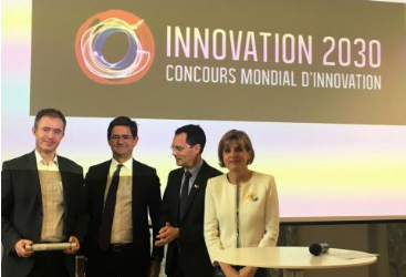 Kemiwatt wins the World Innovation Contest – phase 2 !