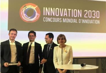 Kemiwatt wins the World Innovation Contest – phase 2 !